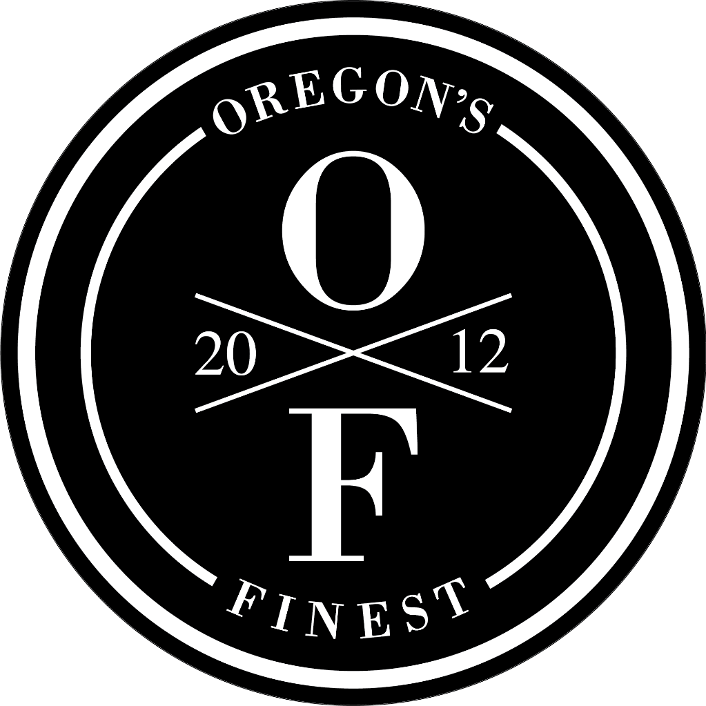 Logo for Oregon's Finest - Pearl