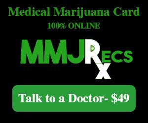 Logo for MMJRecs.com