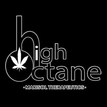Logo for High Octane Dispensary