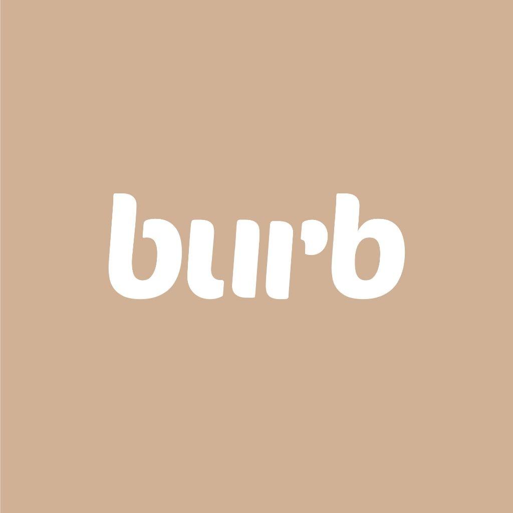 Logo for Burb Cannabis - Broadway