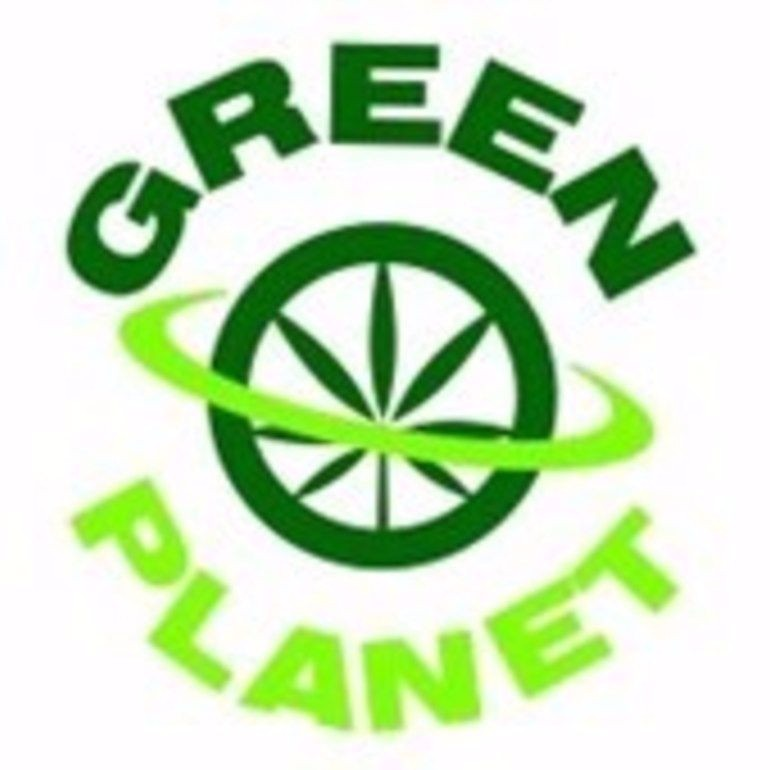 Logo for The Green Planet - King City