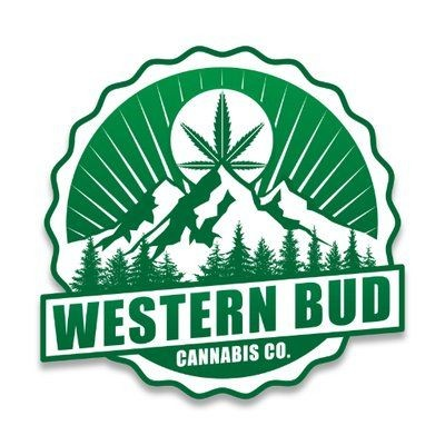 Logo for Western Bud Cannabis Co. - Burlington