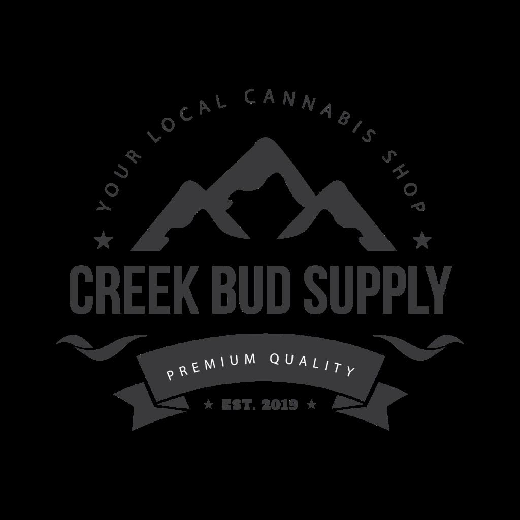 Logo for Creek Bud Supply