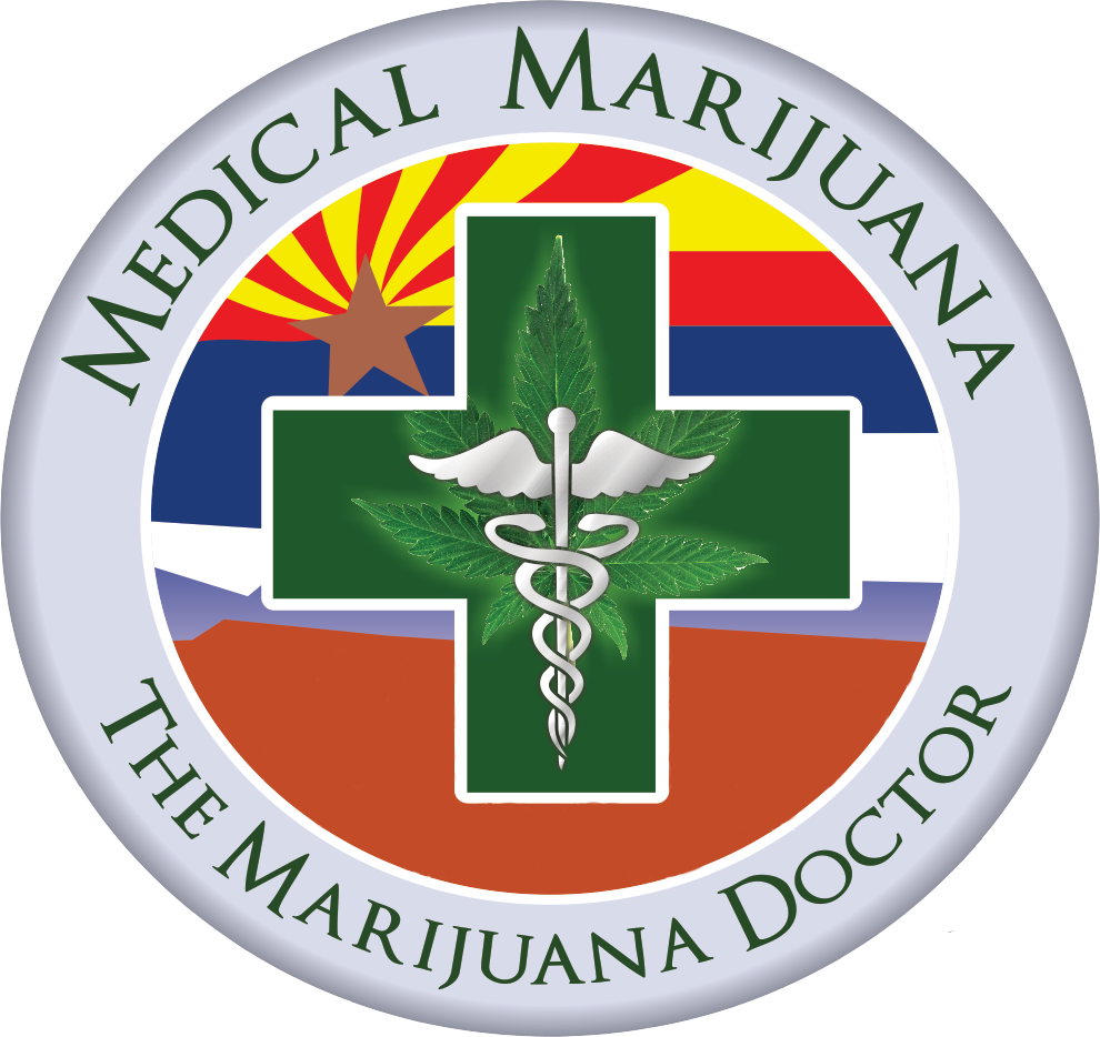 Logo for The Marijuana Doctor - Tempe