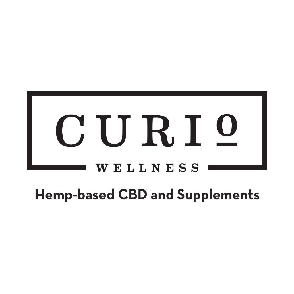 Logo for Curio Wellness - CBD & Wellness