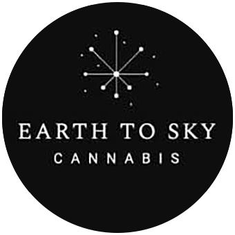 Logo for Earth to Sky Cannabis - Trail