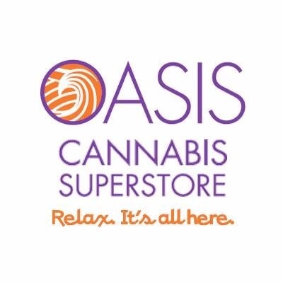 Logo for Oasis Cannabis Superstore - 44th