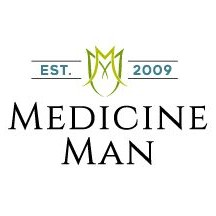 Logo for Medicine Man Denver