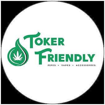 Logo for Toker Friendly - Spokane