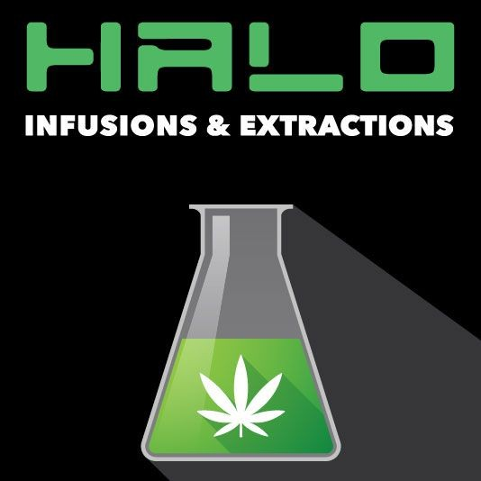 Logo for The Green Halo