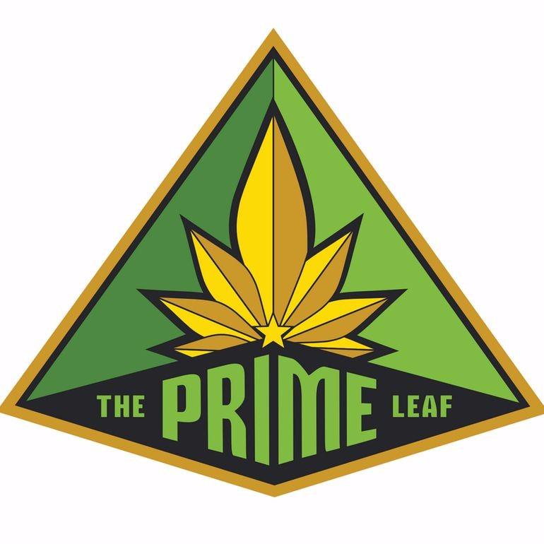 Logo for The Prime Leaf