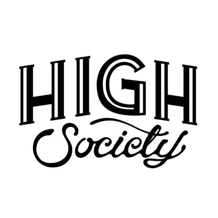 Logo for High Society - Tacoma