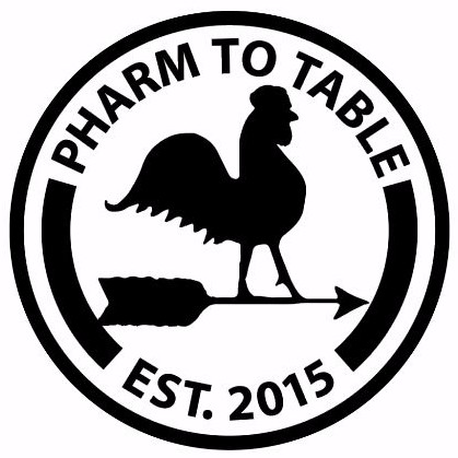 Logo for Pharm to Table - South