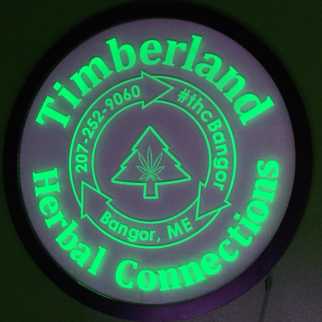 Logo for Timberland Herbal Connections