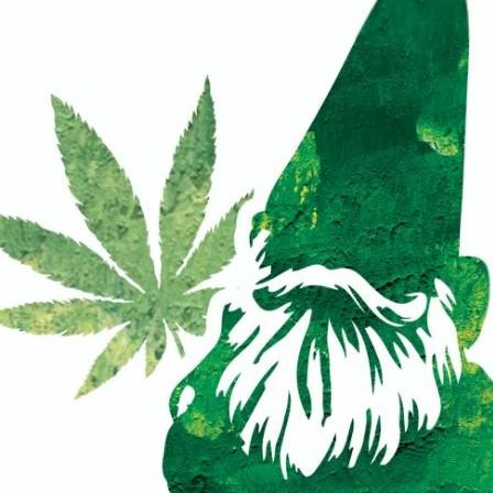 Logo for Green Gnome Holistics