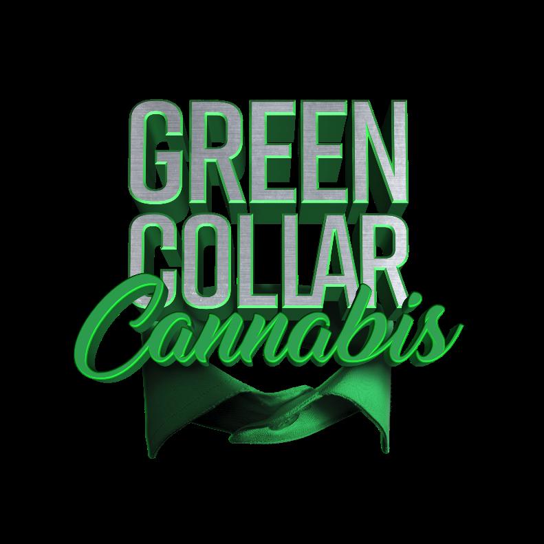 Logo for Green Collar Cannabis - Tacoma - We're Open!