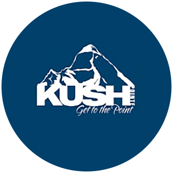 Logo for Kush Pointe - Mukilteo