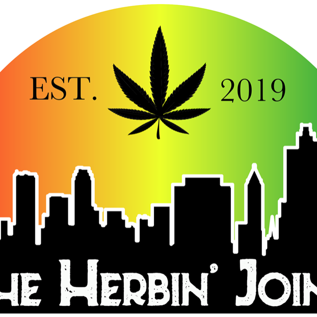 Logo for The Herbin' Joint
