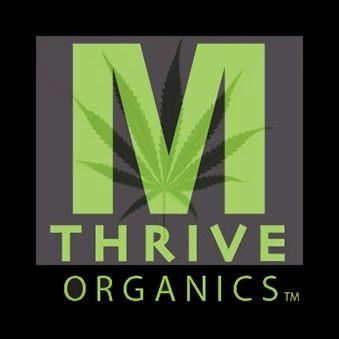 Logo for M Thrive Organics
