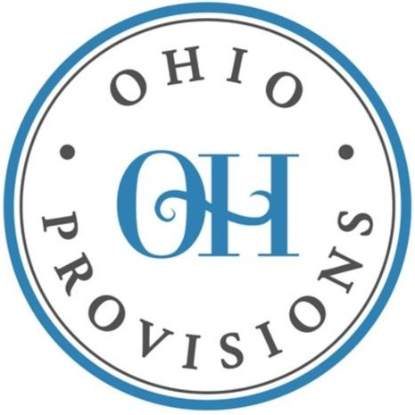 Logo for Ohio Provisions by BCCO