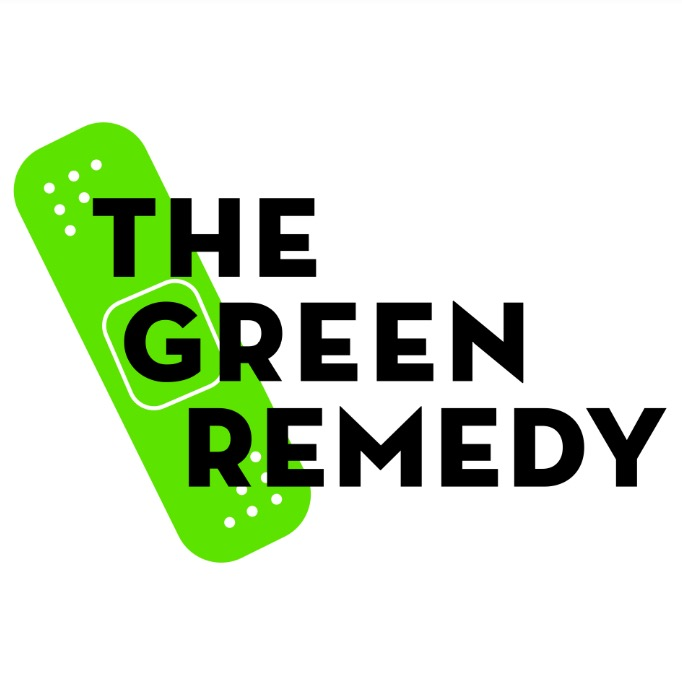 Logo for The Green Remedy