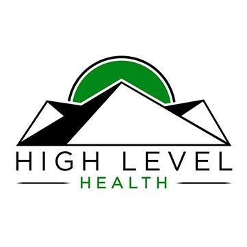 Logo for High Level Health - Tawas