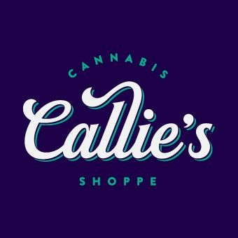 Logo for Callie's Cannabis Shoppe - Now Open!
