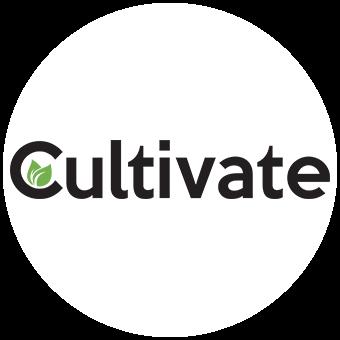 Logo for Cultivate - Las Vegas Dispensary