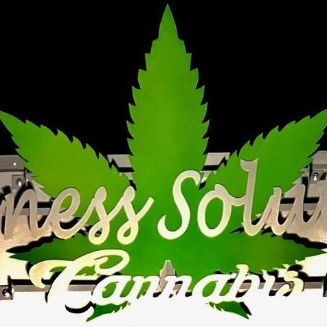 Logo for Wellness Solution