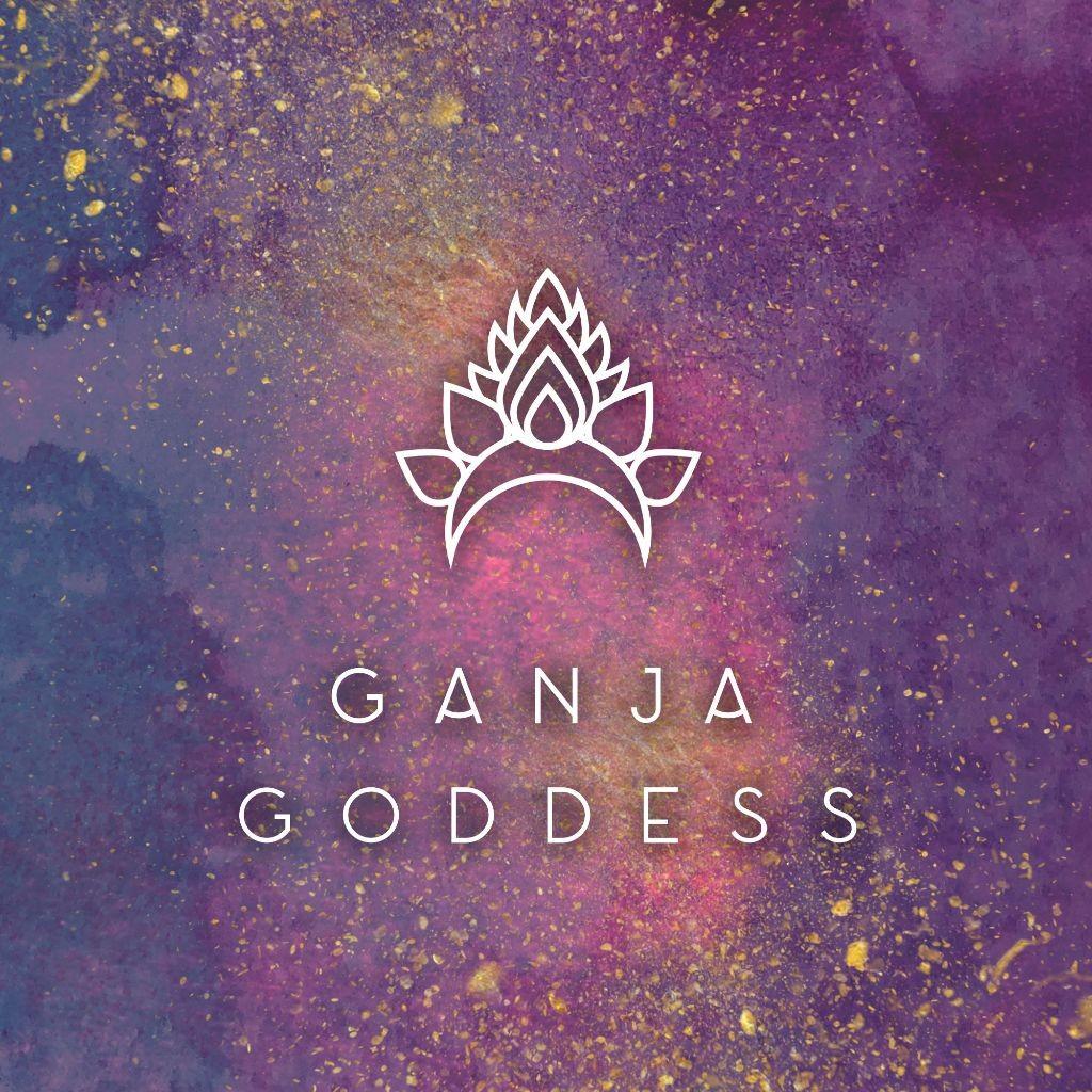 Logo for Ganja Goddess Delivers
