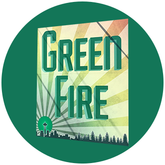 Logo for Green Fire Cannabis - Seattle