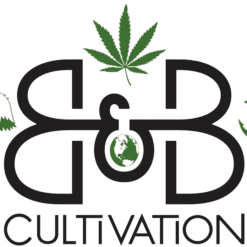 Logo for B&B Cultivation