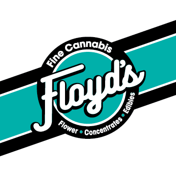 Logo for Floyd's Fine Cannabis on Sandy