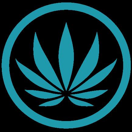 Logo for Choom Cannabis - High River