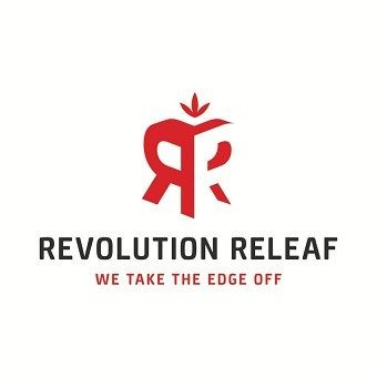 Logo for Revolution Releaf
