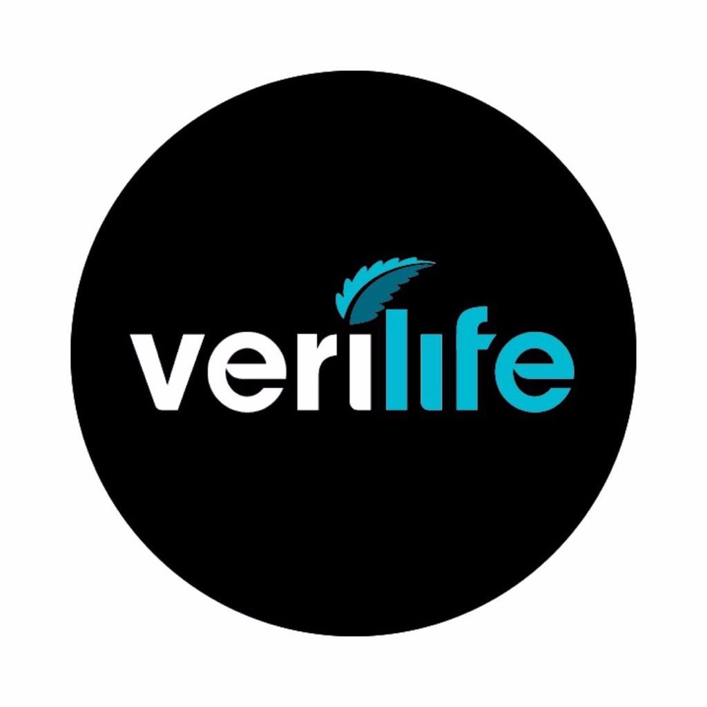Logo for Verilife - Bronx