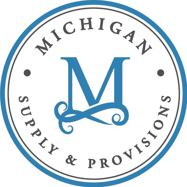 Logo for Michigan Supply & Provisions: Morenci
