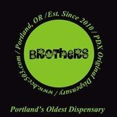 Logo for Brothers Cannabis - SE Morrison