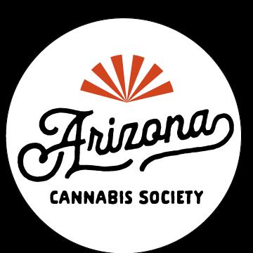 Logo for Arizona Cannabis Society