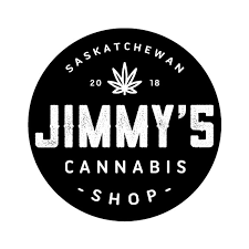 Logo for Jimmy's Cannabis - Estevan