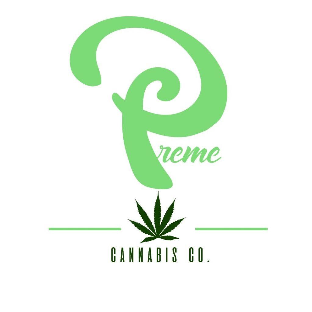 Logo for Preme Cannabis Co.