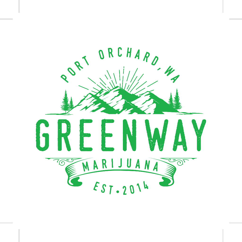 Logo for Greenway Marijuana