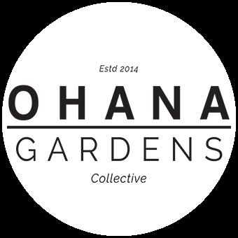 Logo for Ohana Gardens Delivery