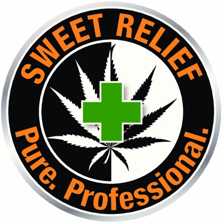 Logo for Sweet Relief - Scappoose, Or.