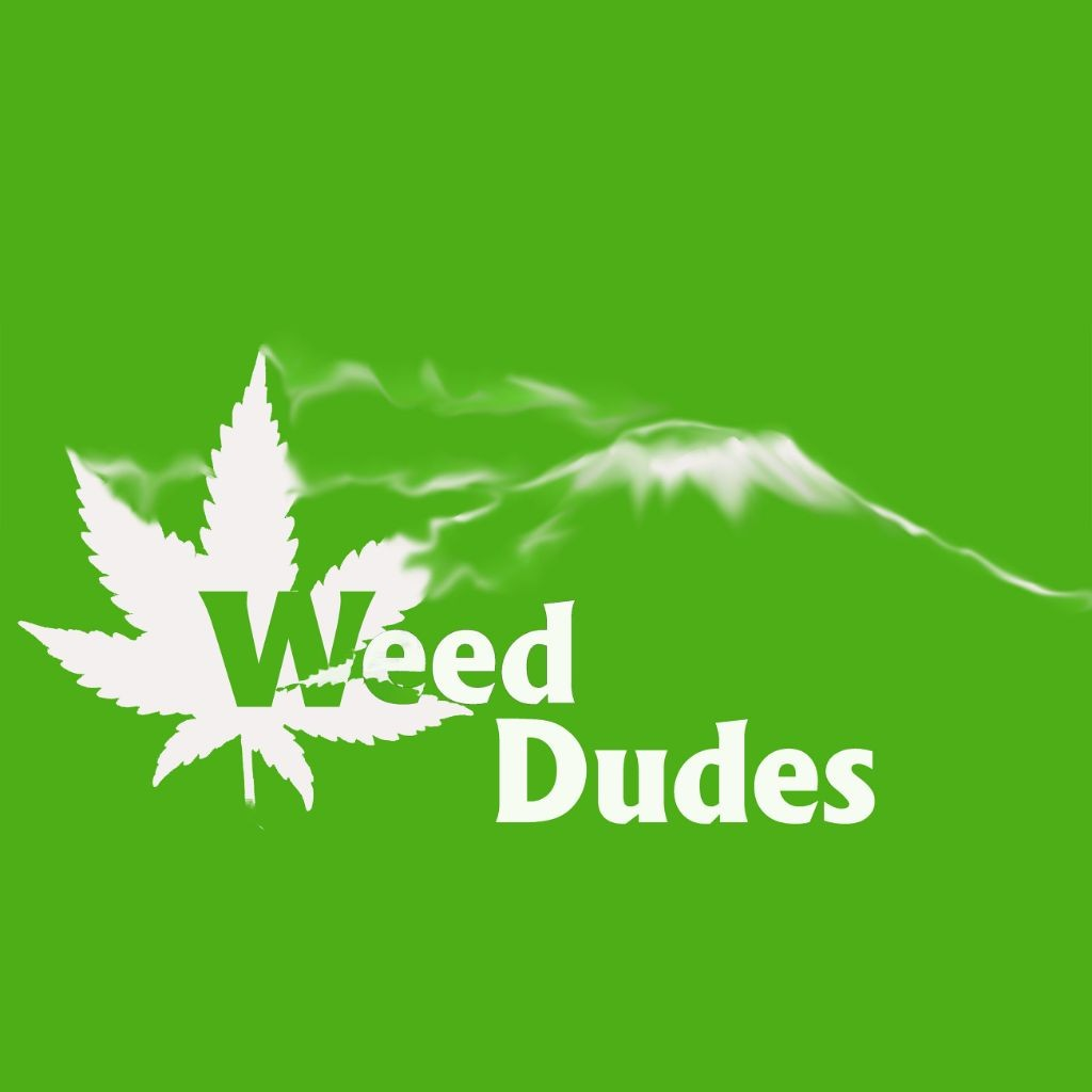 Logo for Weed Dudes