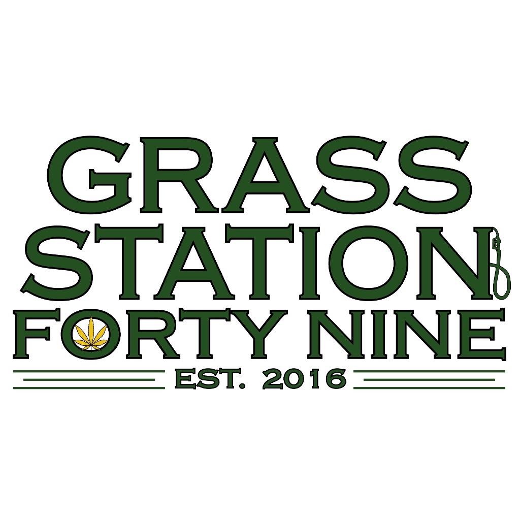 Logo for Grass Station 49 - Rainbow Drive