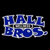 Logo for Hall Bros Wellness