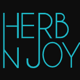 Logo for HerbNJoy - Delivery