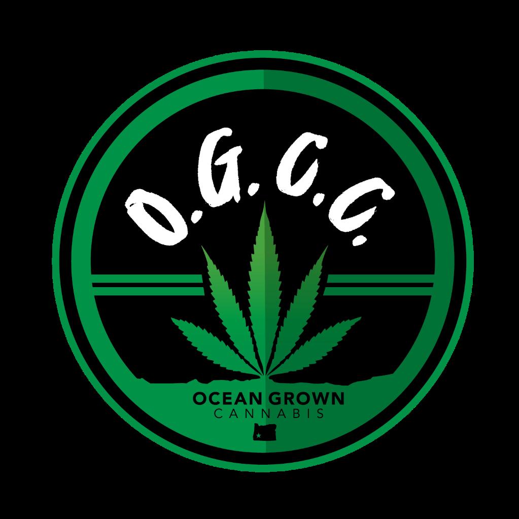 Logo for Ocean Grown Cannabis Company - Medford