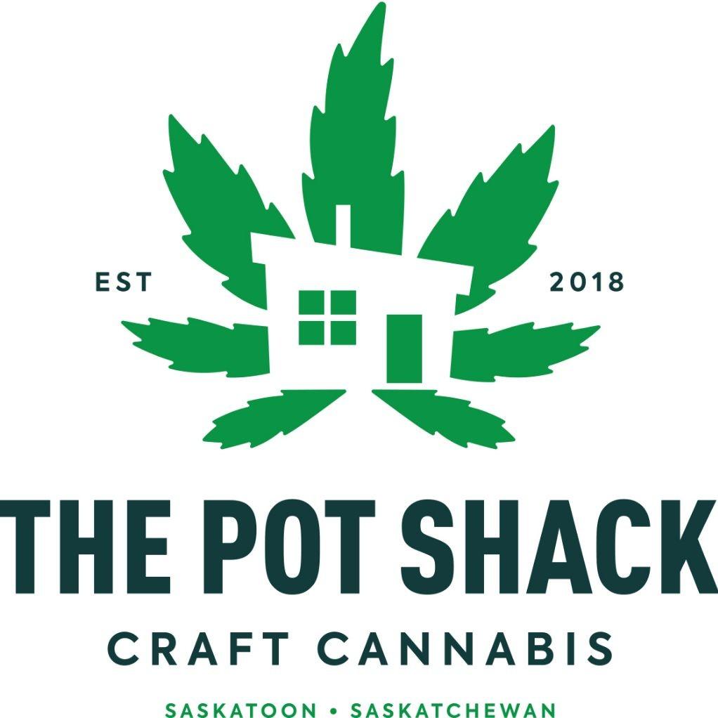 Logo for The Pot Shack